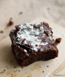 Najlepsze wegańskie brownie