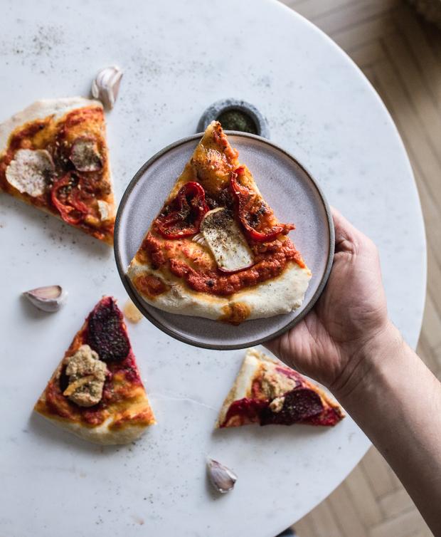 domowa pizza ulubiona
