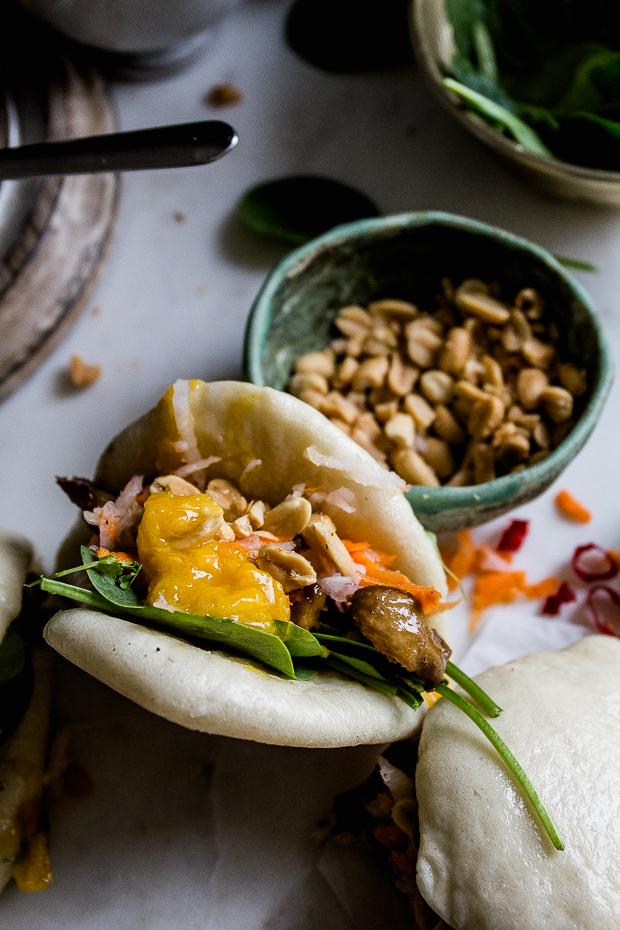 how to make bao buns
