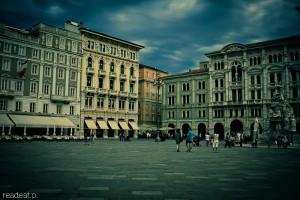 Popołudnie w Trieste