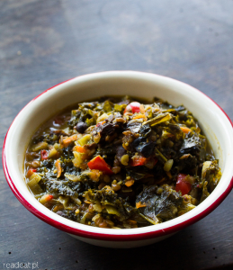 The best kale goulash for winter