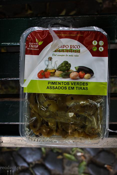 marynowane warzywa