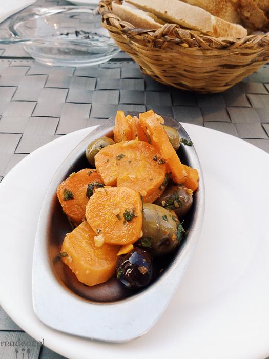 marynowane marchewki Algavre
