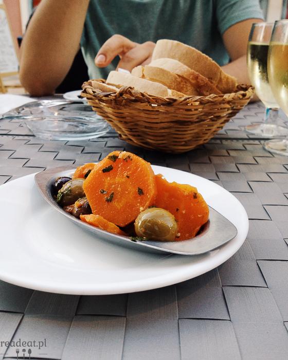 marynowane portugalskie marchewki