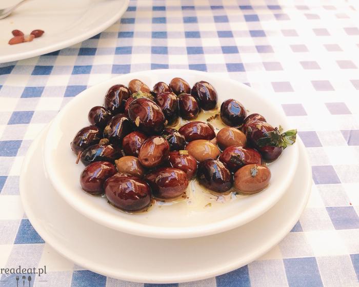 portugalskie oliwki
