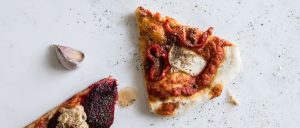 Home-made pizza recipe