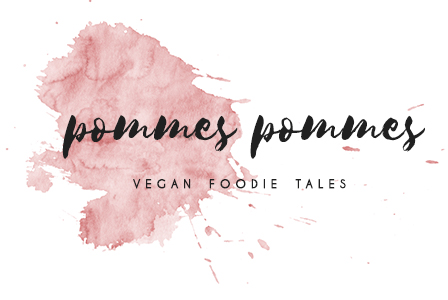 Pommes pommes – vegan foodie tales