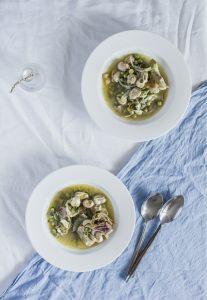 Frittedda, Sicilian spring in a bowl