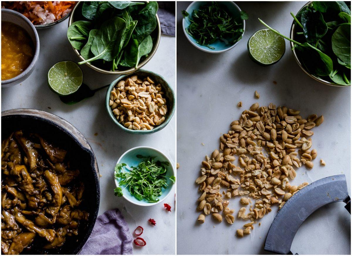 wegańskie bułeczki bao