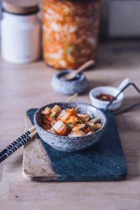 Kryzysowe, szybkie kimchi